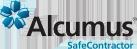 Alcumus Safe Contractor Logo
